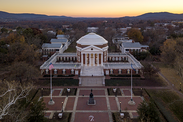 About the University of Virginia