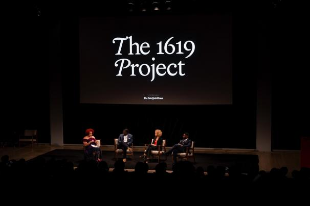 New York Times' Writer Nikole Hannah-Jones Brings the 1619 Project to UVA